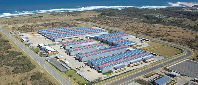 Automotive Supplier Park (East London, South Africa)