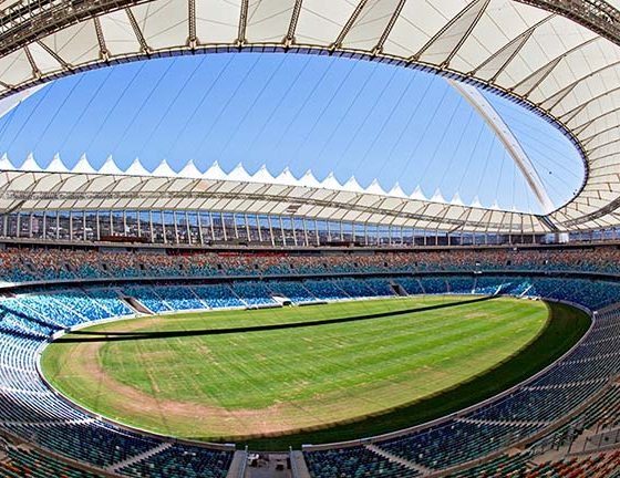 Moses Mabhida Stadium (Durban, South Africa)