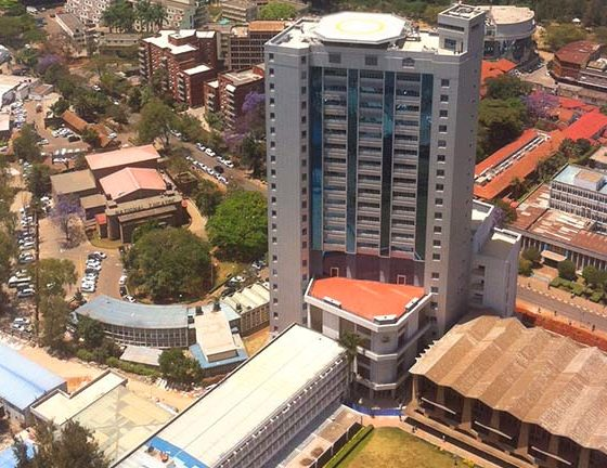 University of Nairobi Towers (Nairobi, Kenya)