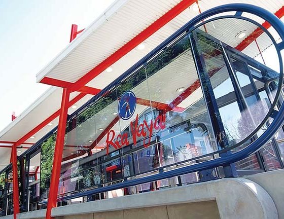 Rea Vaya Bus Rapid Transit System (Johannesburg & Soweto, South Africa)