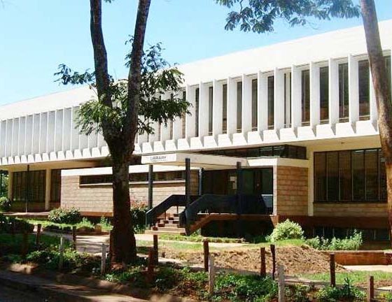 Library Block, University of Nairobi (Nairobi, Kenya)