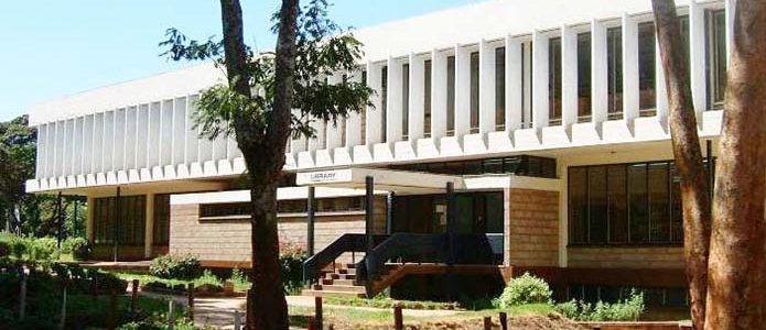 Library Block, University of Nairobi (Nairobi, Kenya)