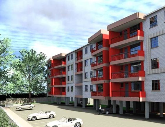 Proposed Flats (Ongata Rongai, Kenya)