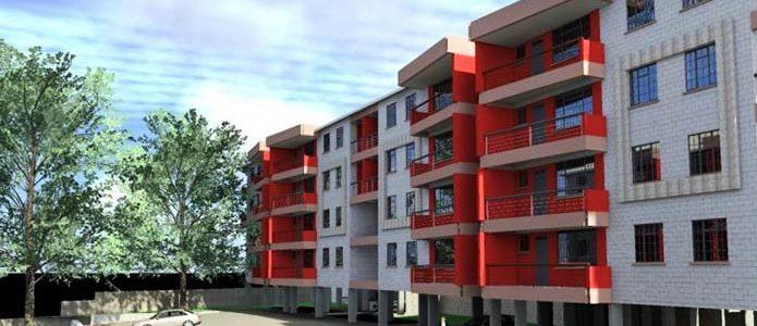 Proposed Flats (Ongata Rongai, Kenya)